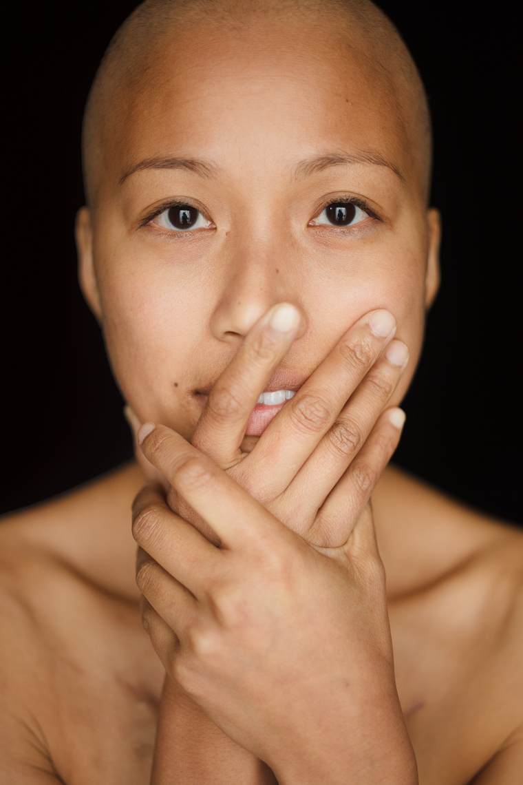 Facing Chemo - a photographic exhibit examing the effects of chemotherapy - by healthcare photographer Robert Houser