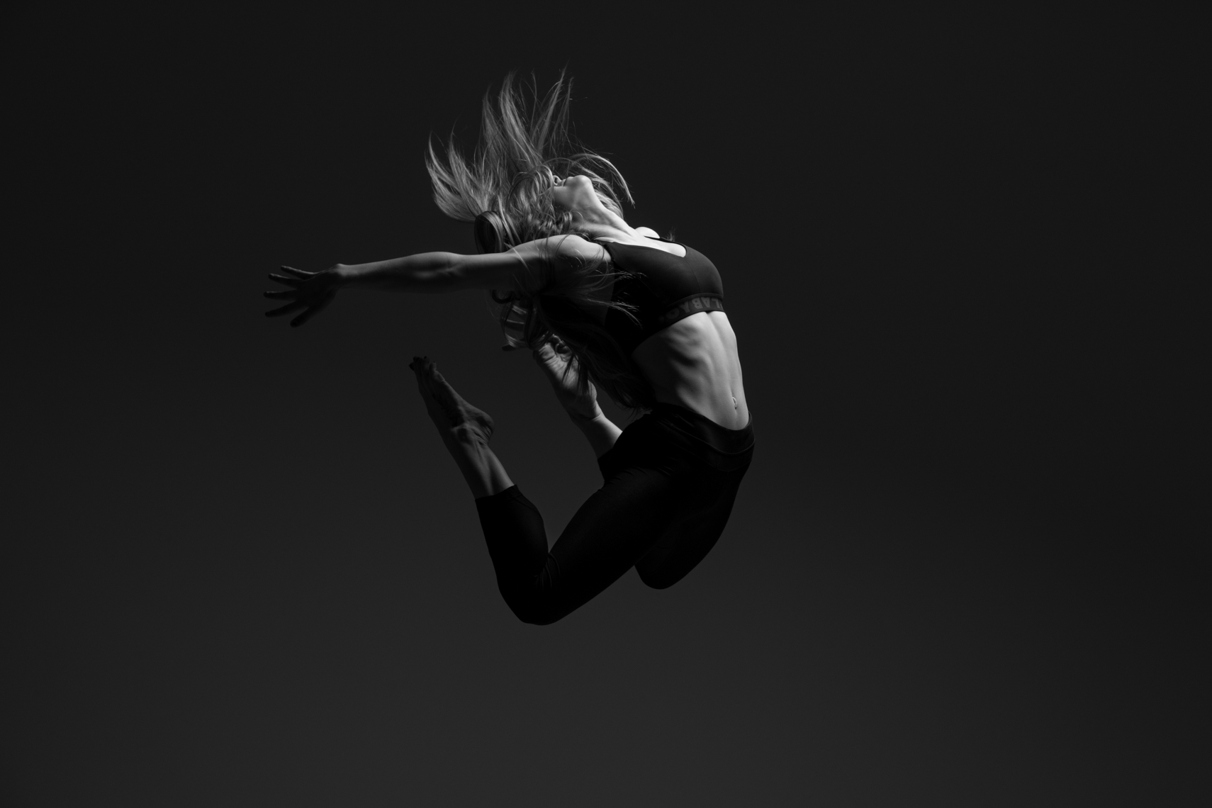 Dance photography by San Francisco based fitness advertising photographer Robert Houser