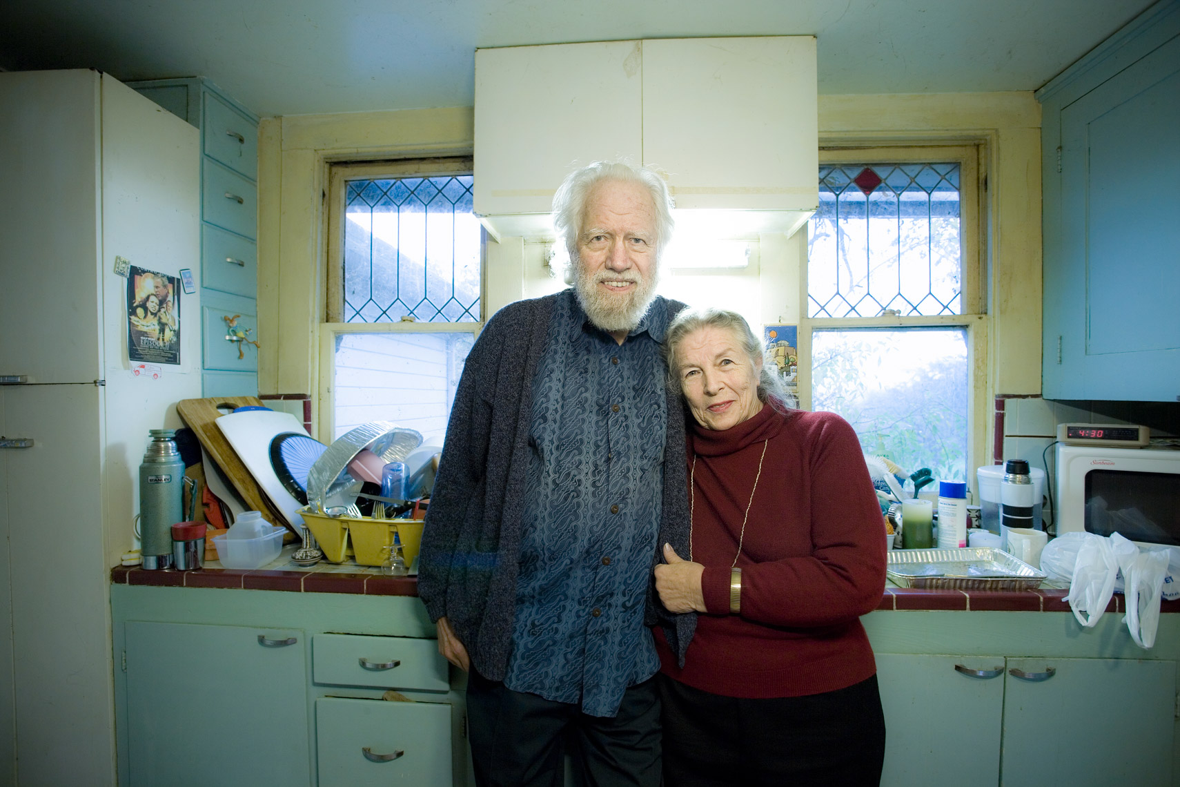 "Robert Houser Photography | People | Portrait of Alexander ""Sasha"" Shulgin, Ph.D."