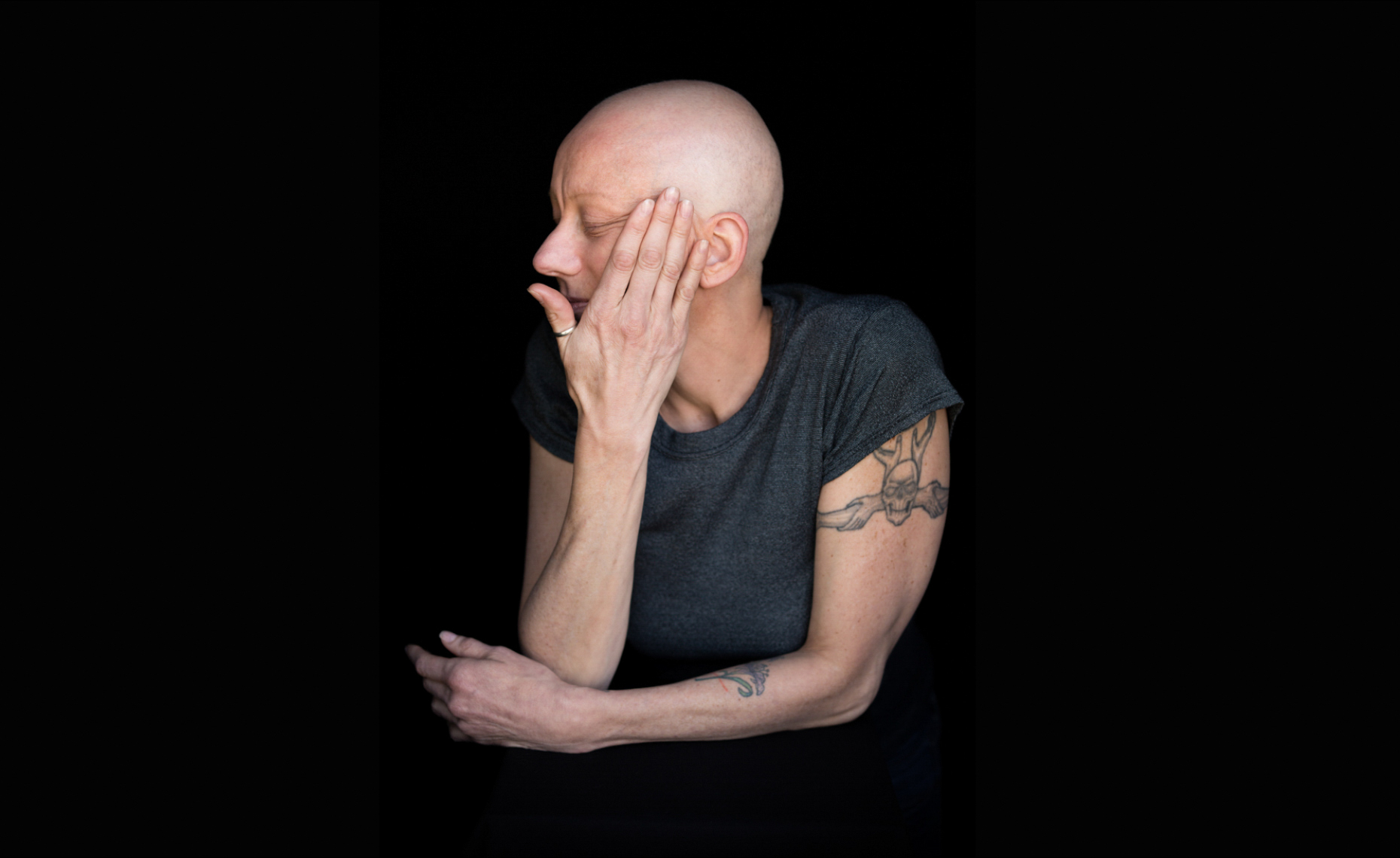 Robert Houser Photography | Facing Chemo